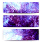 Abstract hand drawn watercolor background. — Stock Photo