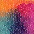 Geometric pattern with geometric shapes, rhombus. That square d — Stock Photo