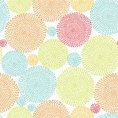Ornate snowflake pattern on grunge background — Stock Photo
