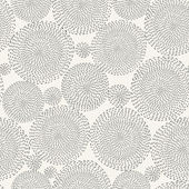 Seamless circle background, seamless pattern with round shapes — Stock Photo