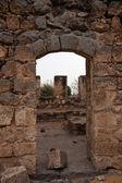 древние руины в галилее — Стоковое фото