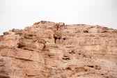 Judean desert — Stock Photo