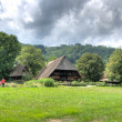 Stock Photo: Open Air Museum Vogtsbauernhof