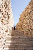 Mura di Gerusalemme — Foto Stock