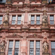 Stock Photo: Heidelberg castle attraction