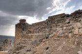 Nimrod castle et israël paysage — Photo