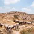 Stock Photo: Archaeology excavations in Israel