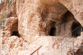 Ancient ruins in Israel — Stock Photo