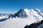 Góry Alpy latem — Zdjęcie stockowe