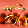Three christmas toys — Stock Photo #1351977