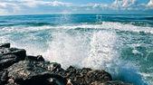 Sea Storm — Stock Photo