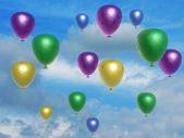 Baloons — Zdjęcie stockowe