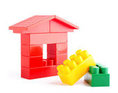 Toys blocks. — Stock Photo