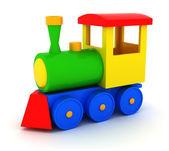 Oyuncak tren — Stok fotoğraf