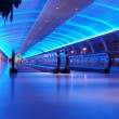 Airport walkway — Stock Photo #1441094