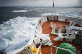 Abashiri Icebreaker — Stock Photo