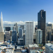 Stock Photo: Downtown sfrancisco