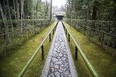 Path to the Koto-in, the sub-temple of Daitoku-ji — Stock Photo