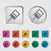 Piston icon. — Stock Vector