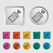 ícone de controle remoto — Vetorial Stock