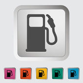 Fuel icon — Stock Vector