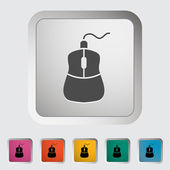 电脑鼠标 — 图库矢量图片