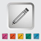 Pencil — Stock Vector