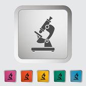 Microscope — Stock Vector