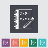 Mathematics — Stock Vector