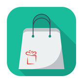 Holiday bag — Stock Vector