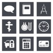Icons for Web Design set 15 — Stock Vector