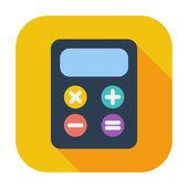 Calculator icon. — Cтоковый вектор