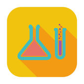 Chemisty icon — Stock Vector