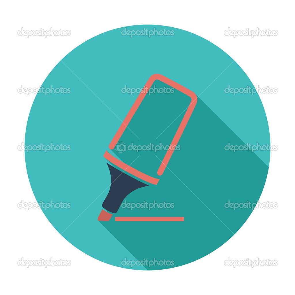 单平色图标.矢量图— vector