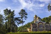 New Athos Monastery — Stock Photo