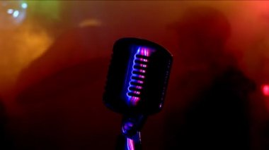 Microphone. — Stock Video