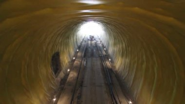 Tunnel construction — Video Stock