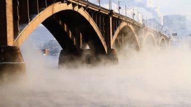 Bridge. — Stock Video