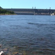 Hydro Electric Power Generating Station - Foto de Stock