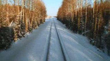 Railway — Stock Video