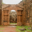 San Ignacio Mini Ruins — Stock Photo