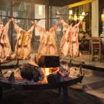������, ������: Cooking Goats over Coals