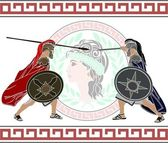 Trojan war — Stock Vector