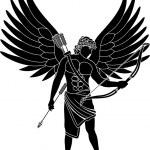 Angel — Stock Vector