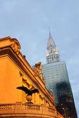 Chrysler Building — Stock Photo