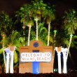 Stock Photo: Miami beach