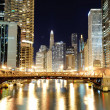 Chicago downtown — Stock Photo #13877317