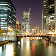 Chicago downtown — Stock Photo #13877333