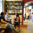 Foto de Stock  : Cafe interior
