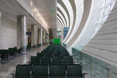 迪拜国际机场 — 图库照片